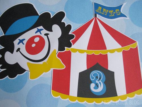Circus Cover Design