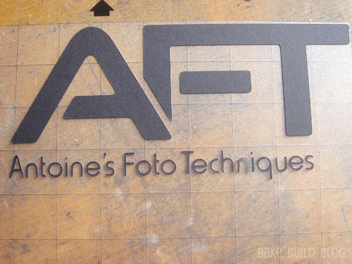 Antoine's Foto Technique logo /  Silhouette Cameo