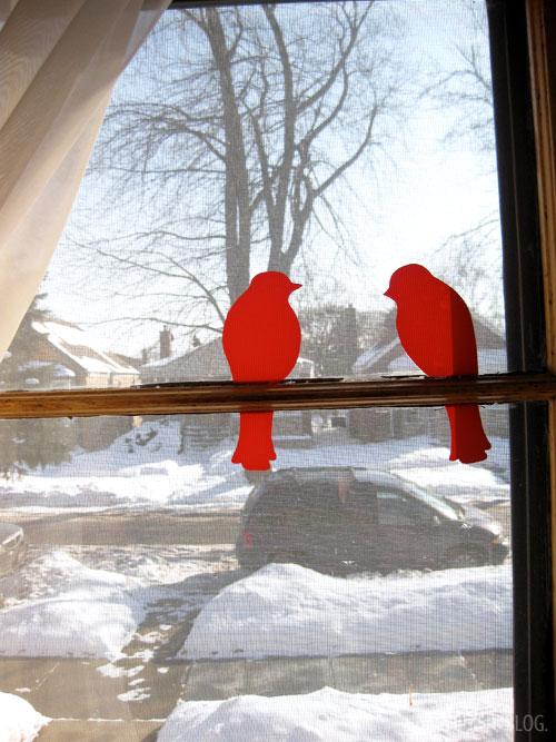 Vinyl Silhouette Cardinals